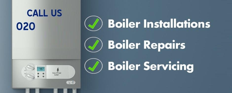 Boiler Installation 1