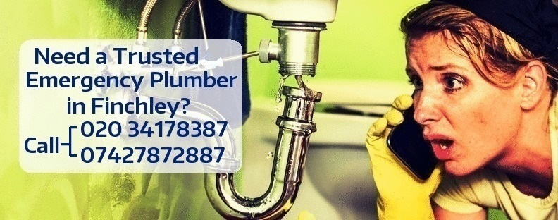 emergency plumber services in finchley