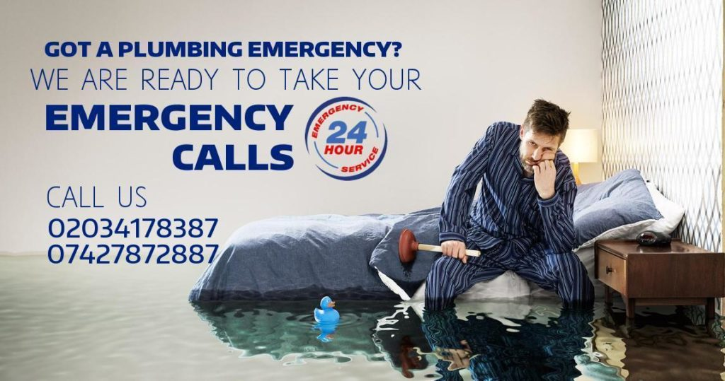 local emergency plumbers in london